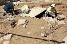 El Consell extraerá y documentará los restos arqueológicos de Ignasi Wallis