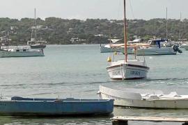 Empieza la regulación de s'Estany des Peix de Formentera