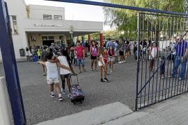 El 90,7 por ciento de los niños de tres años de Ibiza obtienen plaza en el centro de primera opción
