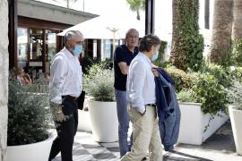 Gual de Torrella defiende su inocencia y no dimite como presidente de la Autoritat Portuària