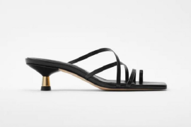 Las sandalias 'thong', la nueva moda que arrasa entre las celebrities