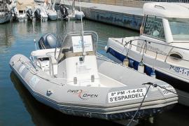 La nueva barca de los vigilantes de Tagomago ya está disponible