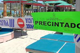 El Bam-bu-Ku ve ilegal el precinto parcial de Sant Antoni y anuncia acciones penales