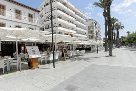 Las reservas británicas hacia Ibiza están canceladas hasta como mínimo el 7 de agosto