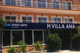 Aislados diez turistas en un hotel COVID de Mallorca