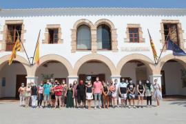 Santa Eulària contrata a 20 personas a través de dos programas del SOIB