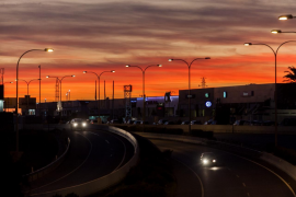 La contaminación lumínica de Ibiza se reduce en parte por el cierre de discotecas
