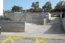 El Consell no aprueba el parking de Sant Josep y le requerirá cambios