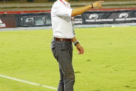 Pablo Alfaro se marcha de la UD Ibiza