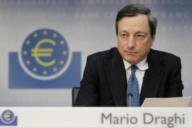 Las declaraciones de Draghi hunden el Ibex y disparan la prima de riesgo