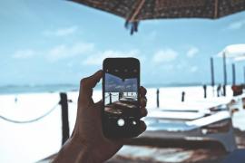 Cómo cuidar los teléfonos móviles durante el verano