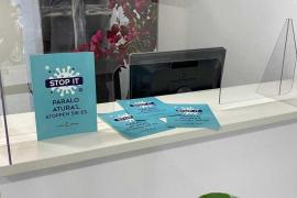 El Consell de Ibiza promueve una campaña sobre el COVID-19 editando 15.000 dípticos informativos