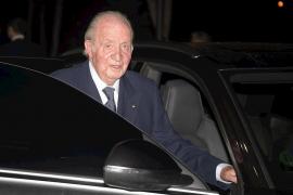 Medios portugueses sitúan al Rey Juan Carlos en Estoril