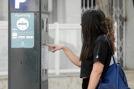 La concesionaria de la zona azul recibe 240.000 euros del excedente