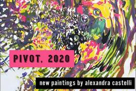 Pivot 2020, la nueva exposición de Alexandra Castelli en el Hotel Atzaró