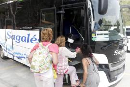 El bus entre Cala Benirràs y Sa Plana se cancela temporalmente