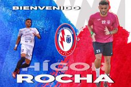 Hígor Rocha, nuevo jugador del Rayo Majadahonda