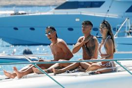 Desireé Cordero y Joaquín Correa vuelven a escoger Ibiza para veranear