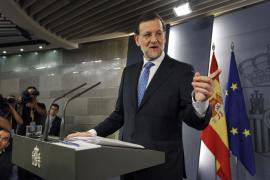 Rajoy decidirá si pide el rescate cuando sepa qué hará el BCE