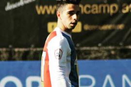 'Cucu' Fernández se incorpora al SD Formentera