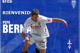 El ibicenco Pepe Bernal abandona la Peña Deportiva