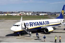 USO denuncia a Ryanair por «incumplir» las medidas de seguridad ante el COVID-19