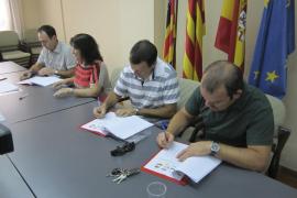 Las asociaciones empresariales manifiestan en Eivissa su oposición a la liberalización comercial