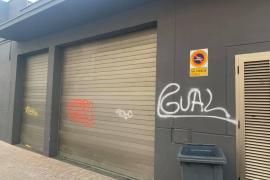 Actos vandálicos en sa Pobla