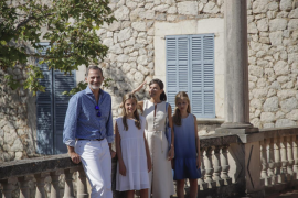 Una semana cargada de actos traería a los Reyes a Ibiza