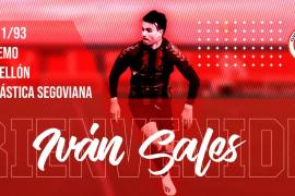 Iván Sales, dinamita para el ataque del CD Ibiza