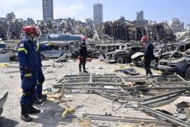 Explosiones en el líbano