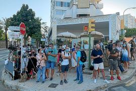 Los Reyes llegan en Palma