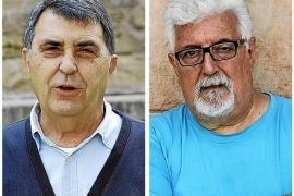 Celestí Alomar y Josep Lluís Mádico