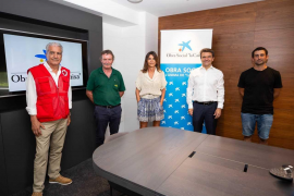 Éxito en la campaña crowdfunding a favor de Creu Roja Eivissa