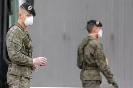 El Ejército despliega en Zaragoza un área de hospitalización temporal con más de 25 camas