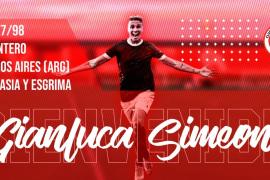 El CD Ibiza ficha a Simeone