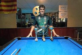 Jonás Souto se hace con el campeonato de bola-9 de la ABP