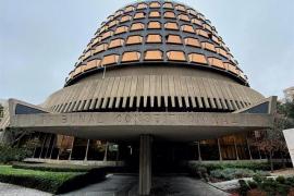 Detienen a un magistrado del Tribunal Constitucional por violencia de género
