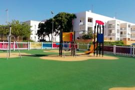 El Ayuntamiento de Sant Josep presenta mejoras en cuatro parques