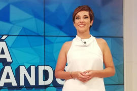 Adela González vuelve a la televisión tras perder a su hija de 8 años
