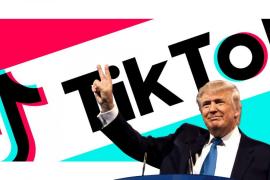 Así es como Trump pretende hacerse con TikTok