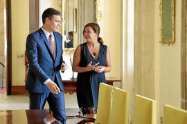 Armengol reclamará a Sánchez reforzar los controles en puertos y aeropuertos