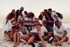 Positivo en Covid-19 seis jugadores del Athletic que estuvieron de vacaciones en Ibiza