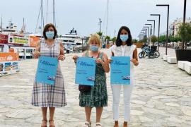 La feria Viu l'Artesania vuelve al puerto de Ibiza hasta el 30 de septiembre