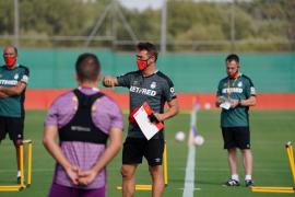 El Mallorca de Luis García Plaza empieza a entrenar