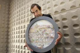 Fallece en su casa de Ibiza el pintor argentino Mario Stafforini
