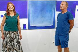 Steinmayer presenta hoy el catálogo de su exposición en Sa Nostra Sala