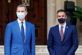 Sánchez garantiza en Palma que mantendrá el descuento de residente