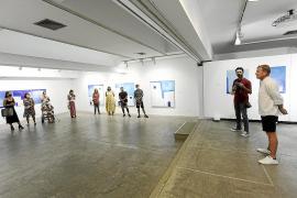 Steinmeyer se despide hoy de su exposición en Sa Nostra Sala