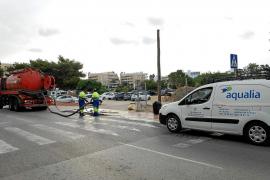 1.300 vecinos de Sant Jordi se quedan sin agua durante tres horas